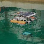 Pioneering autonomous underwater survey robot showcased in live demonstration